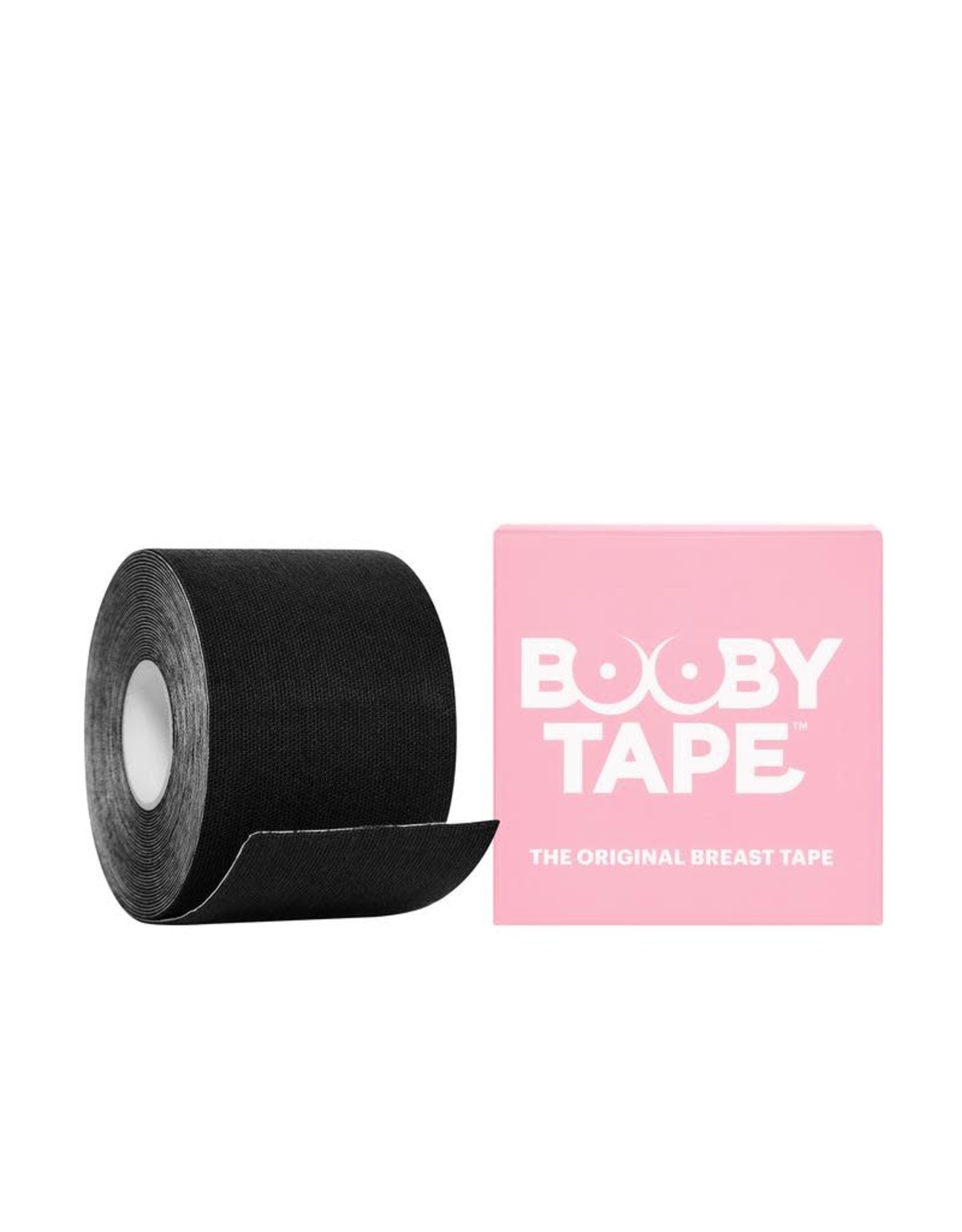 Booby Tape Black Booby Tape