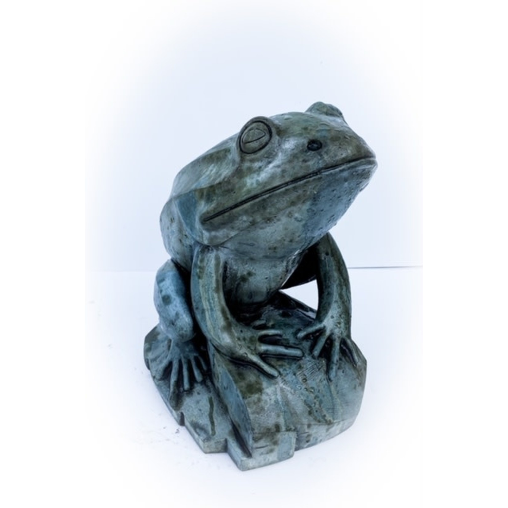 Statuary - Barry Frog