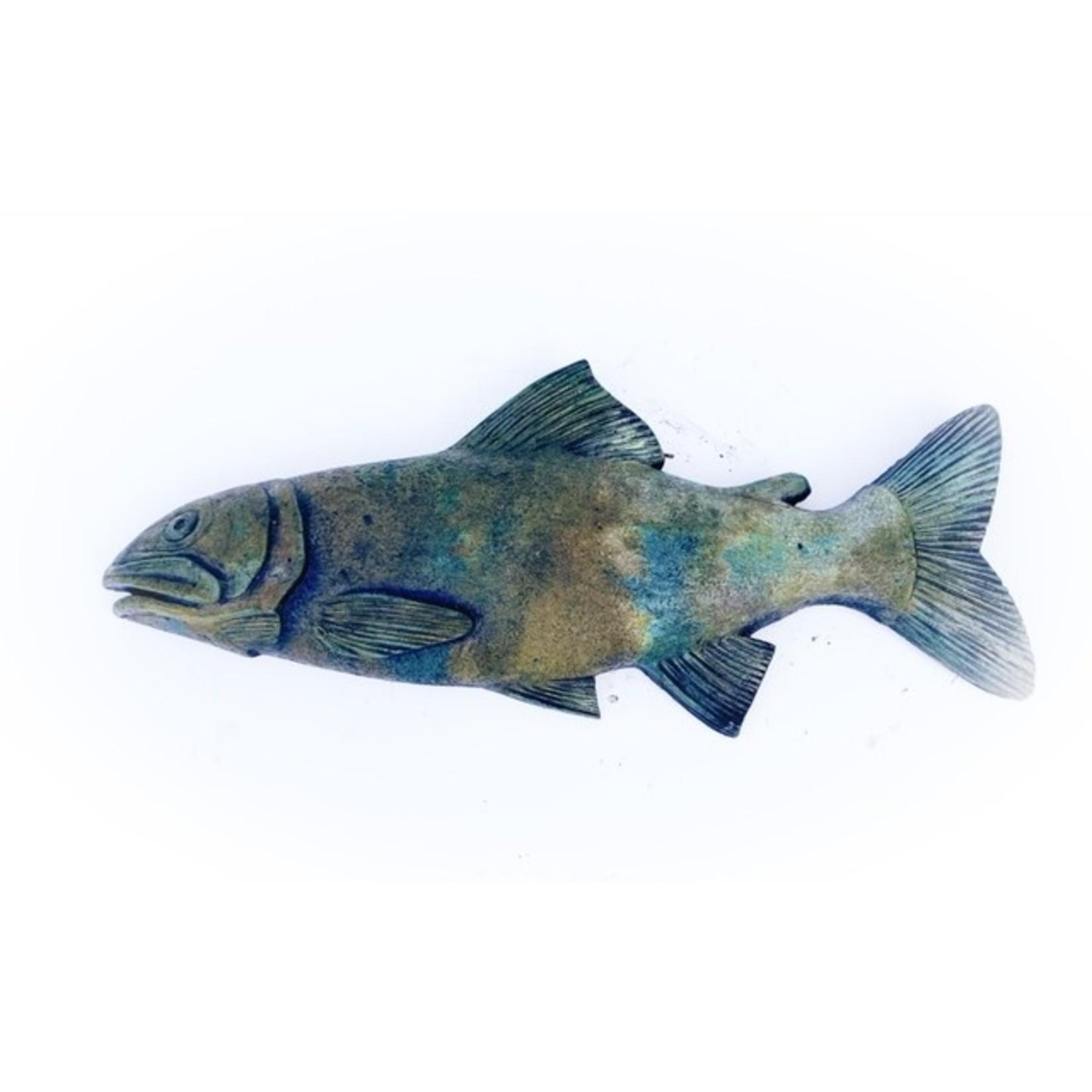 Statuary - Fish Wall Art