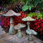 Statuary - Garden Mushroom
