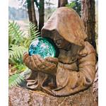 Statuary - Azzuli with Globe