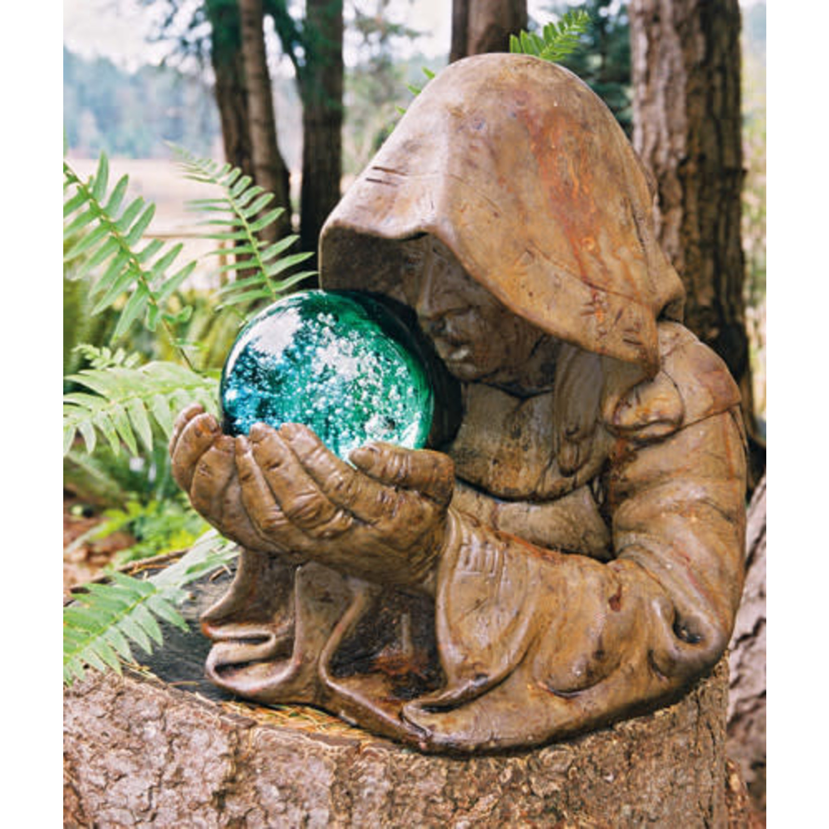 Statuary - Azzuli with Globe
