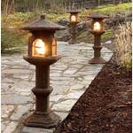Statuary - Japanese Lamp (light not included)