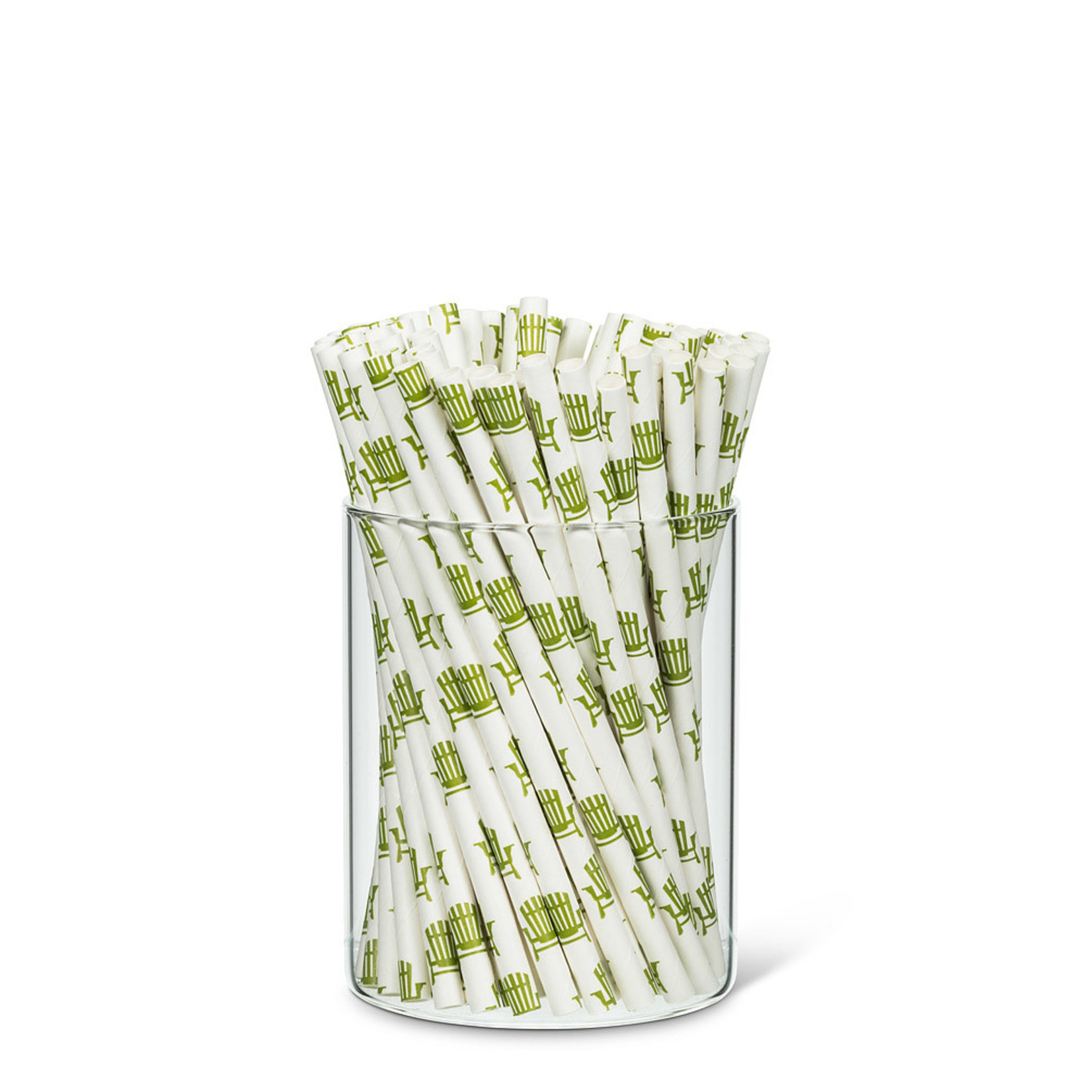 Paper Cocktail Straws 100's - 5.5 in.
