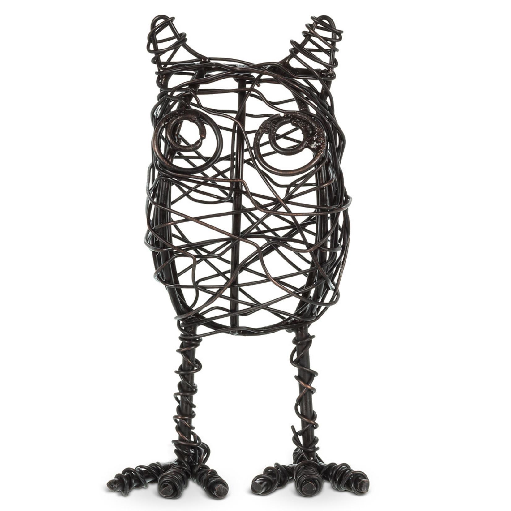 Wire Sculpture Bird