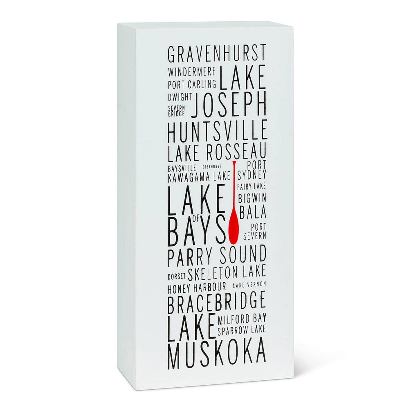 Muskoka Names