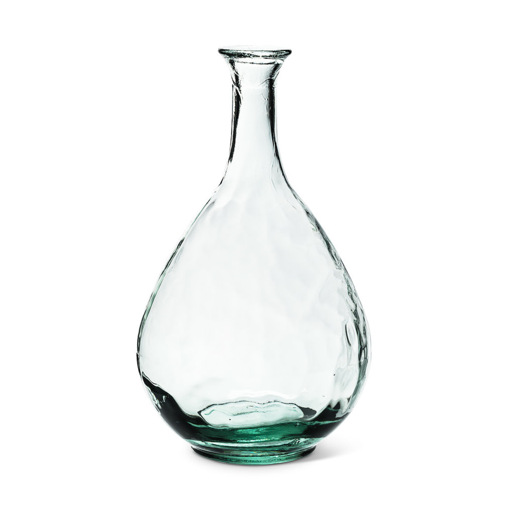 Recycled Glass Vase