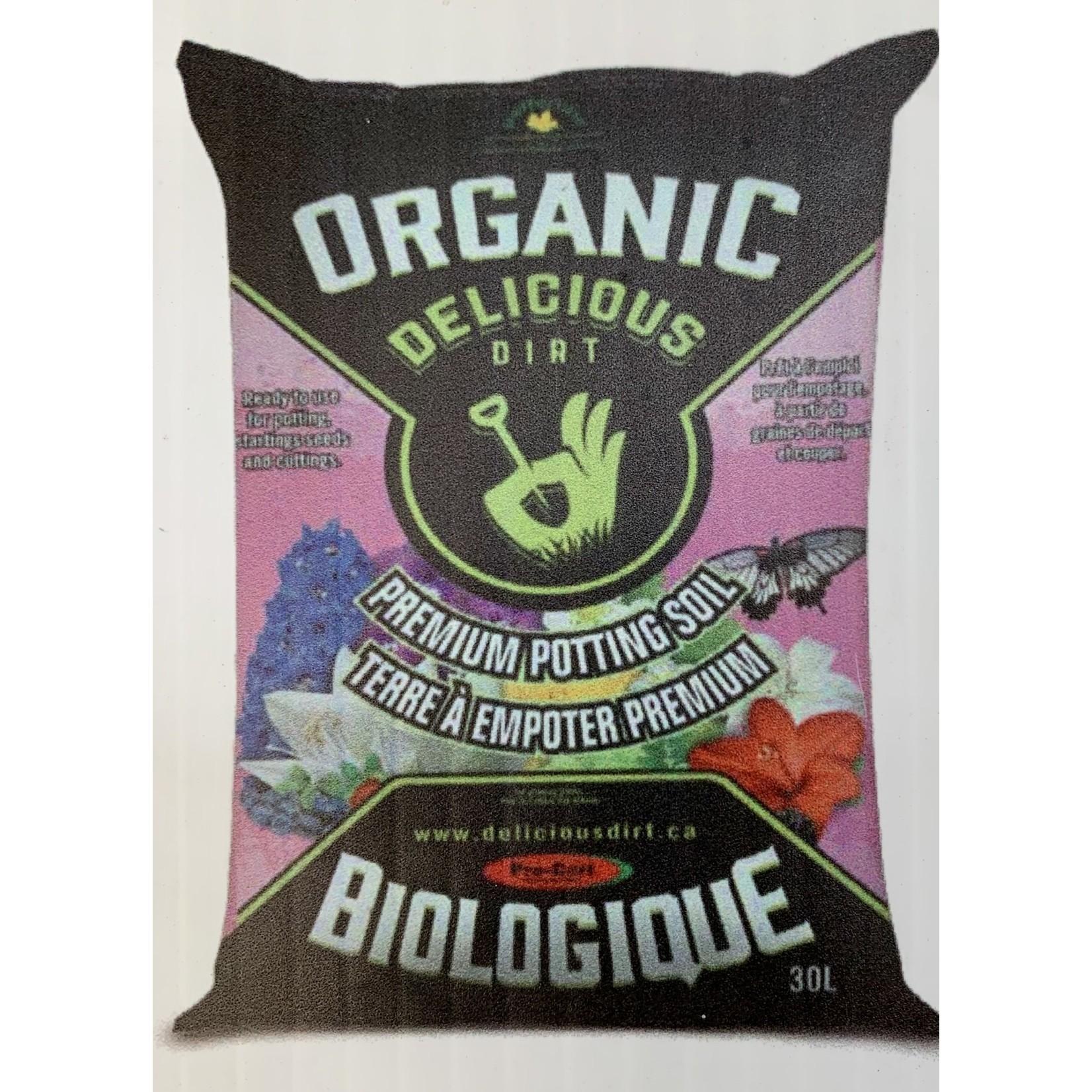 Organic Premium Potting Soil - 30 L
