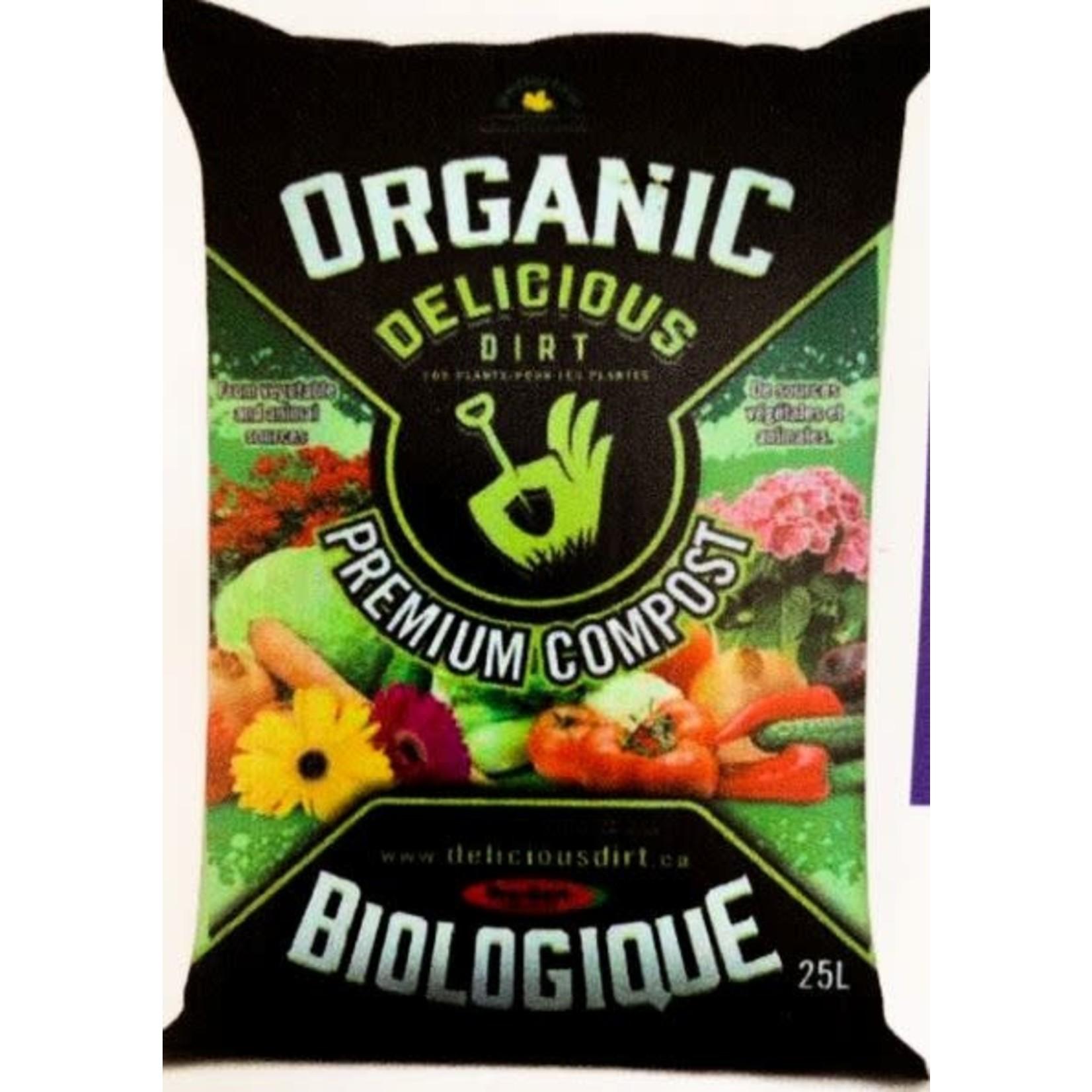 Organic Compost - 25 L