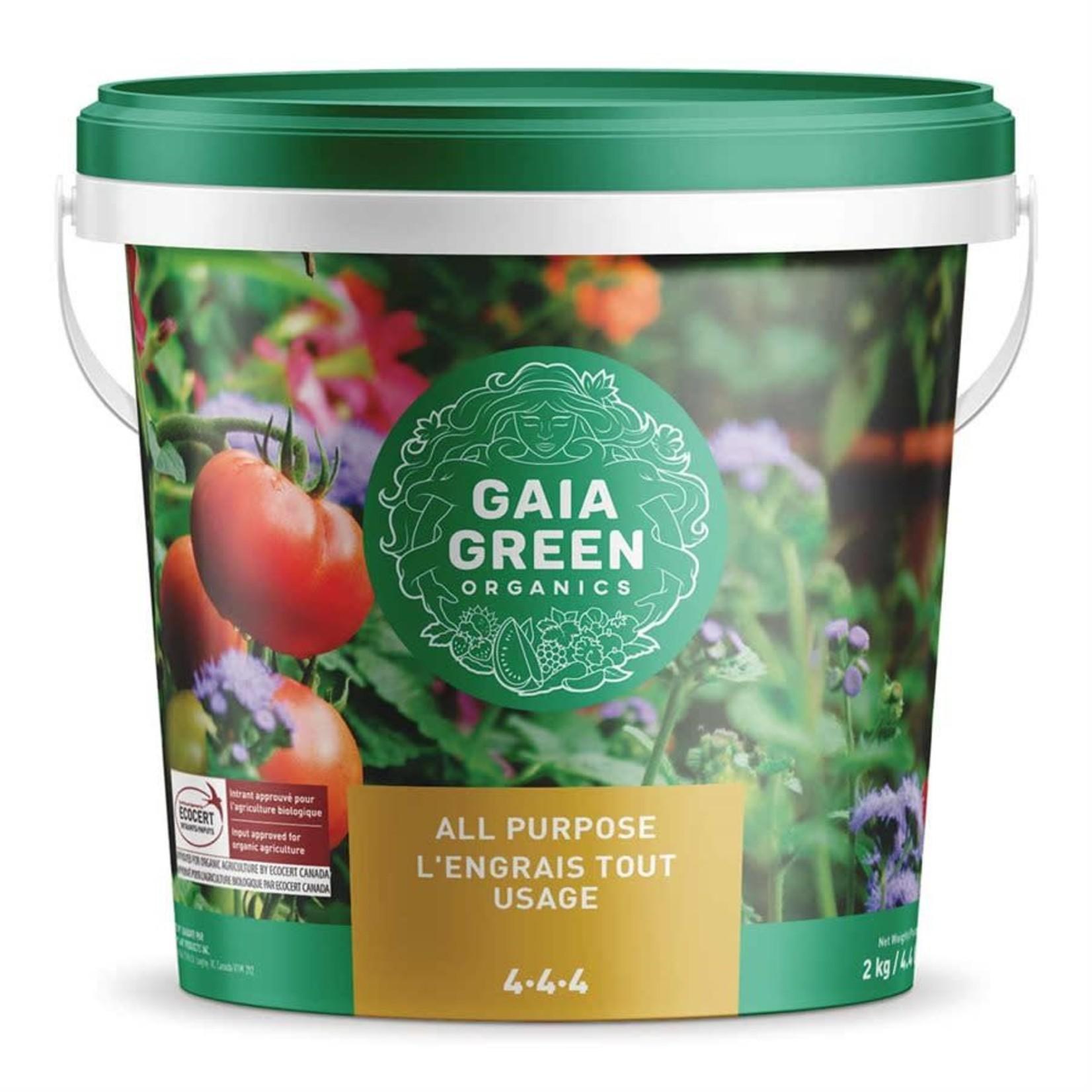 Gaia Green All Purpose 4-4-4, 2kg