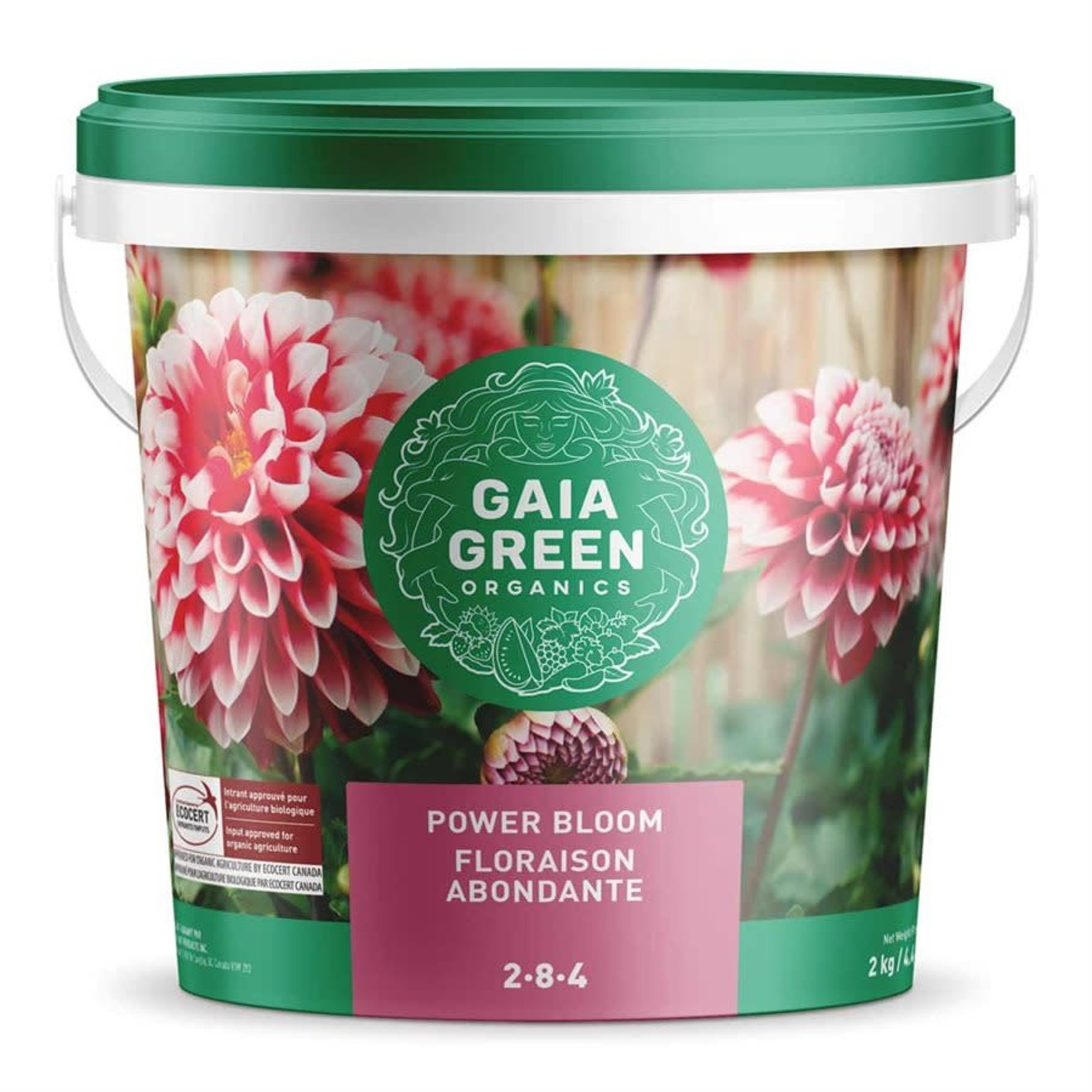 Gaia Green Power Bloom 2-8-4, 2kg