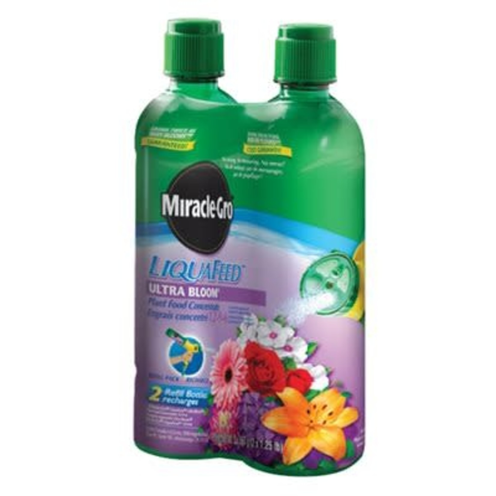 Miracle-Gro Liquafeed Ultra Bloom Refill12-9-6