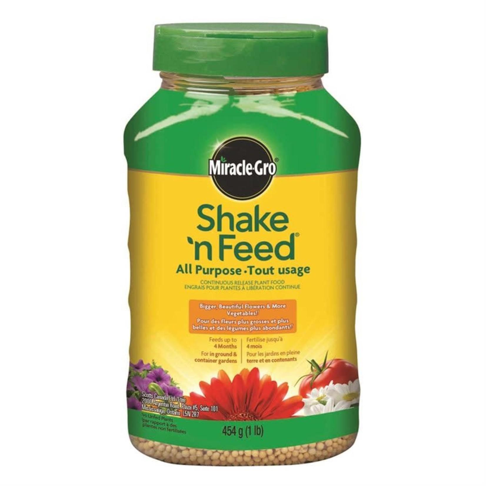 Miracle-Gro Shake 'n Feed All Purpose 453g