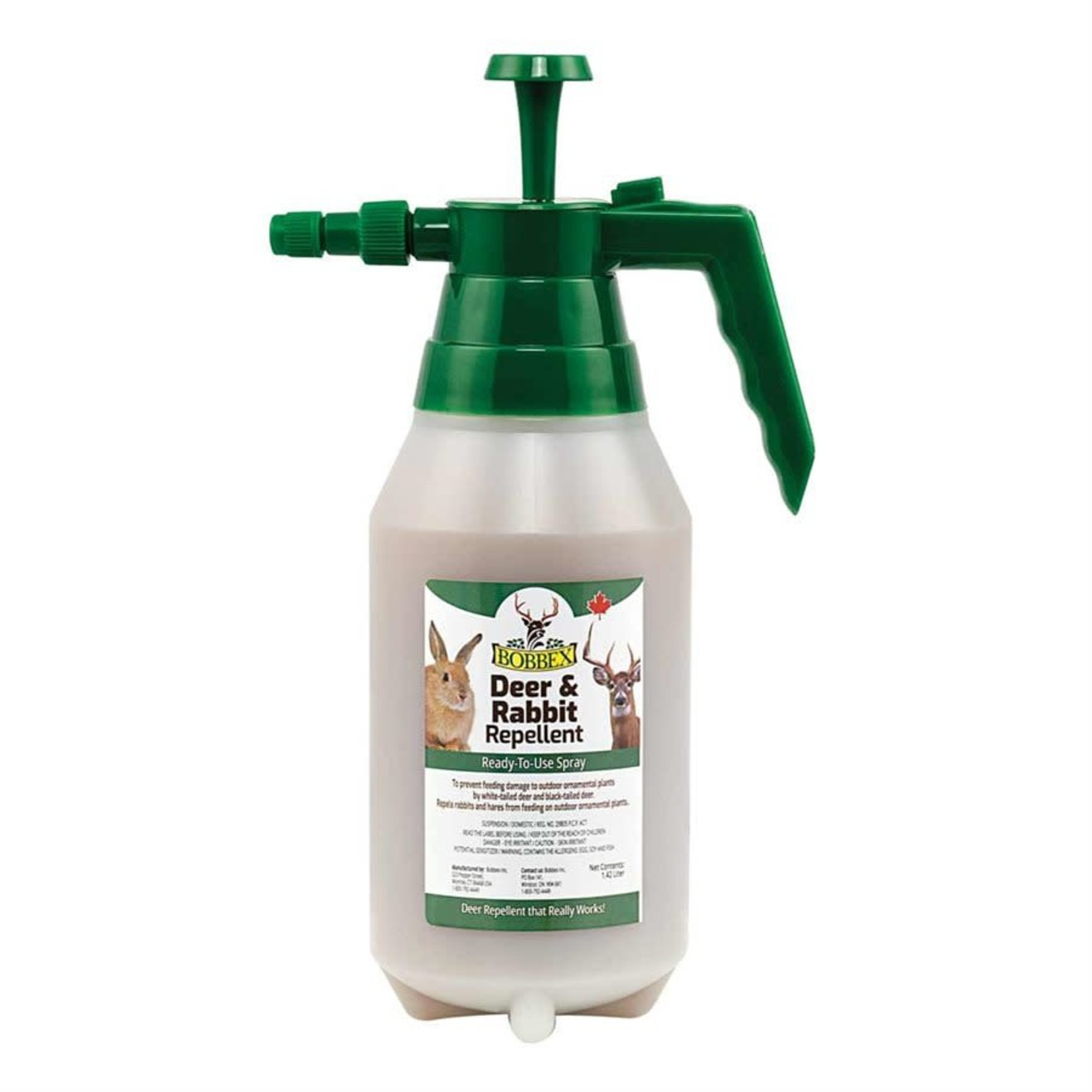 Bobbex (deer/rabbit) Repel 1.42L Spray