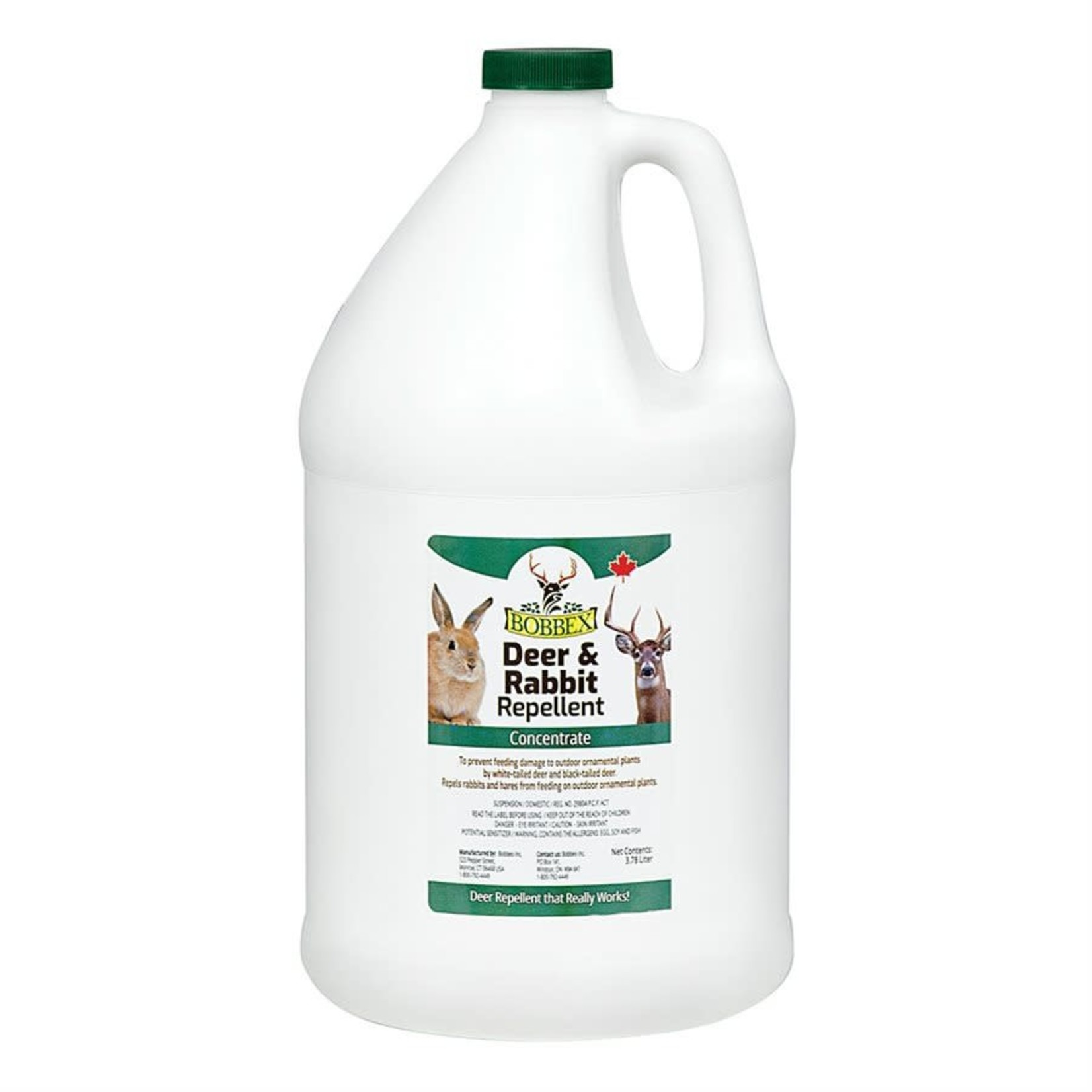 Bobbex (deer/rabbit) Repel 3.87L Concentrate