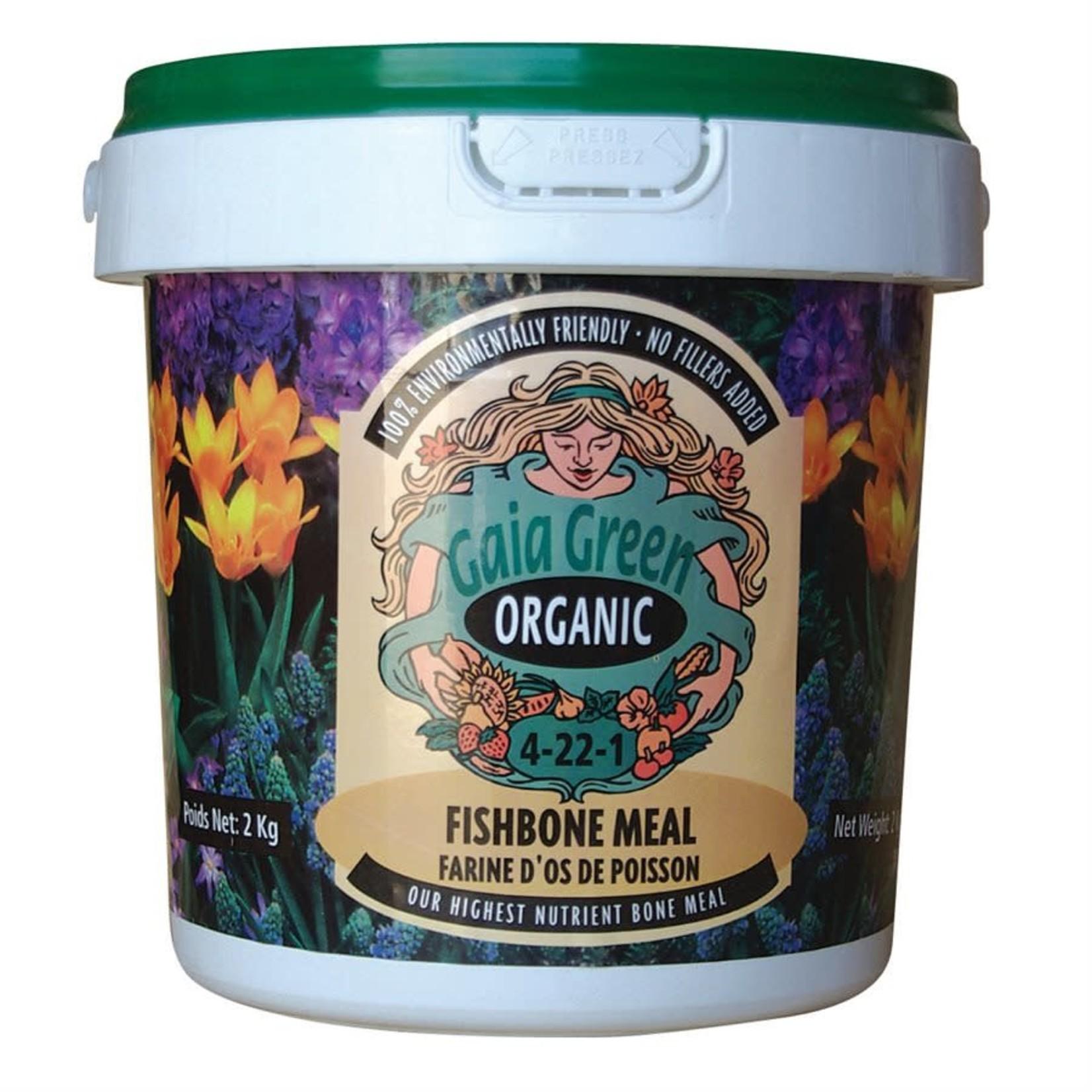 Gaia Green Fishbone Meal 1.8kg