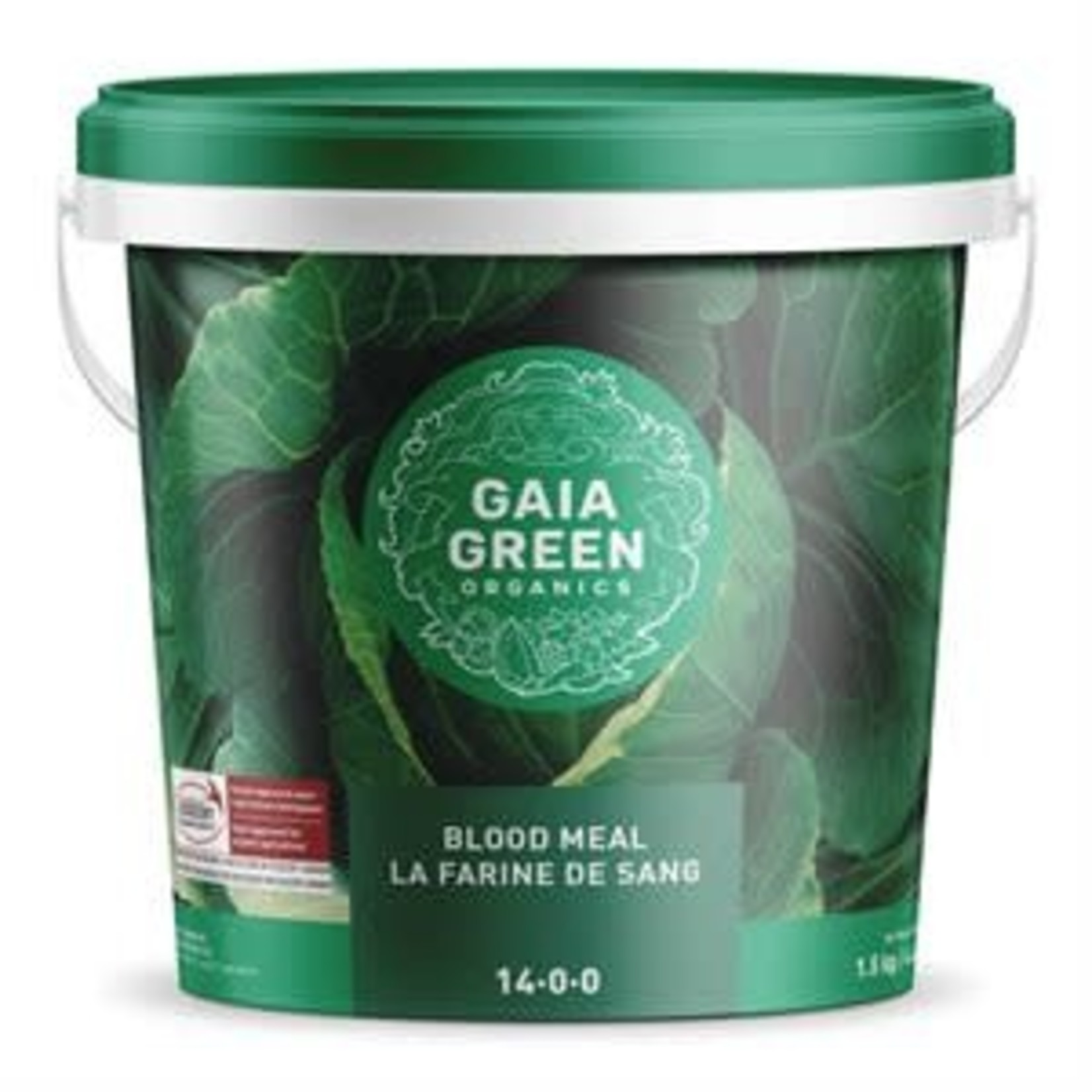 Gaia Green Blood Meal 14-0-0, 1.5kg