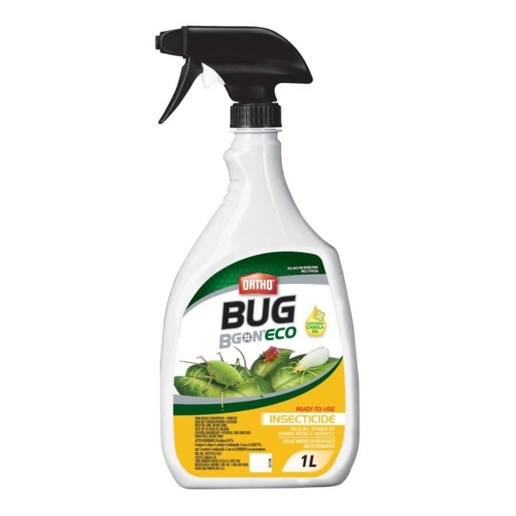 Ortho Bug B Gon Eco Insecticide RTU 1L