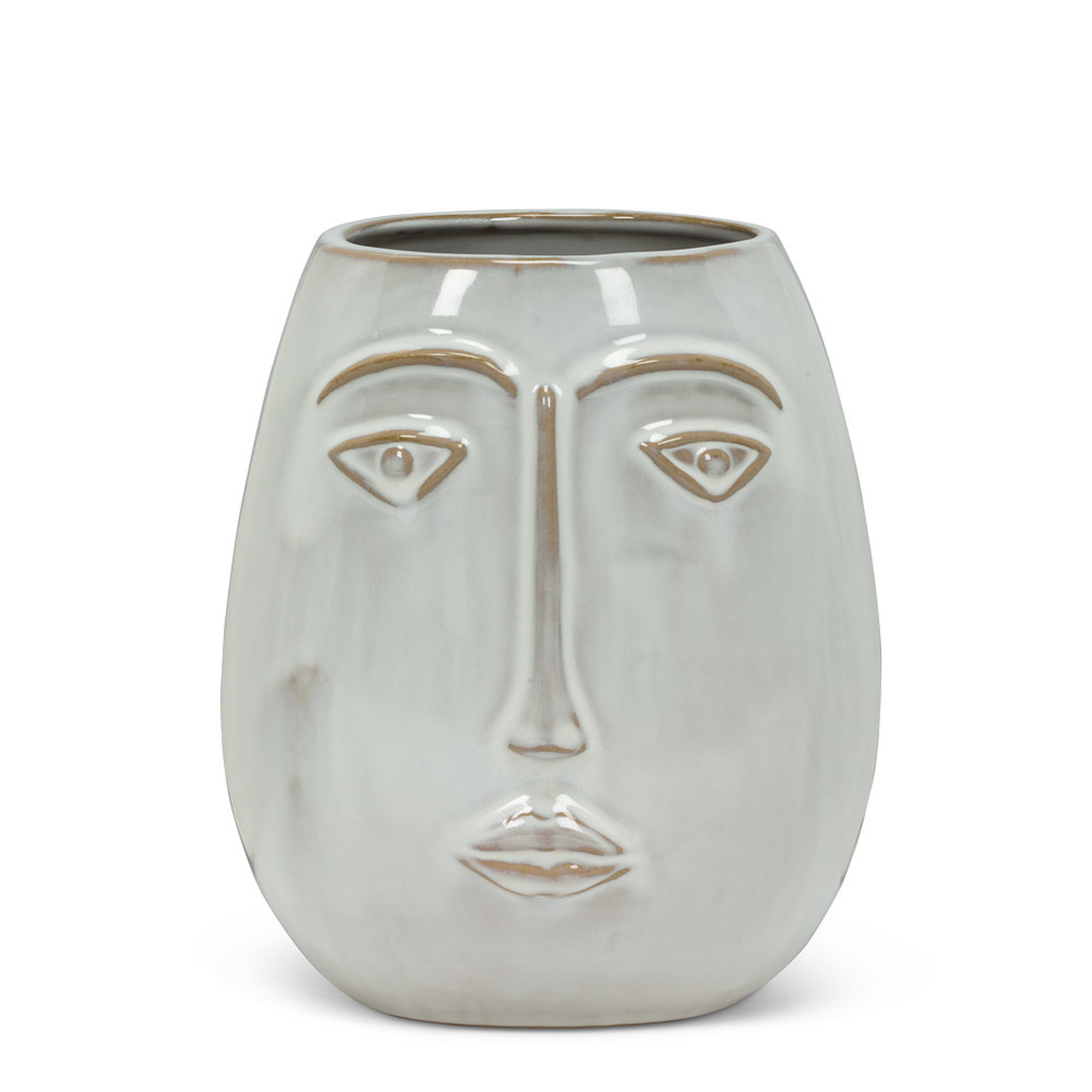 Modern Face Vase