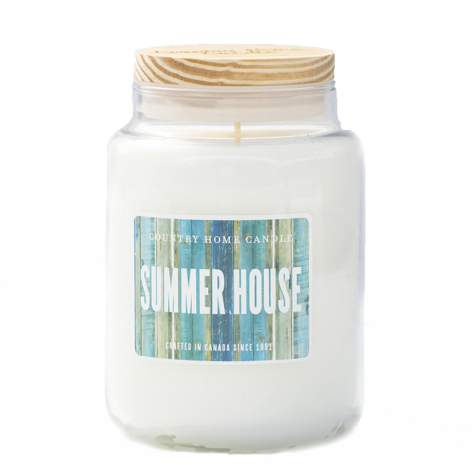 Candle - Summer House LRG