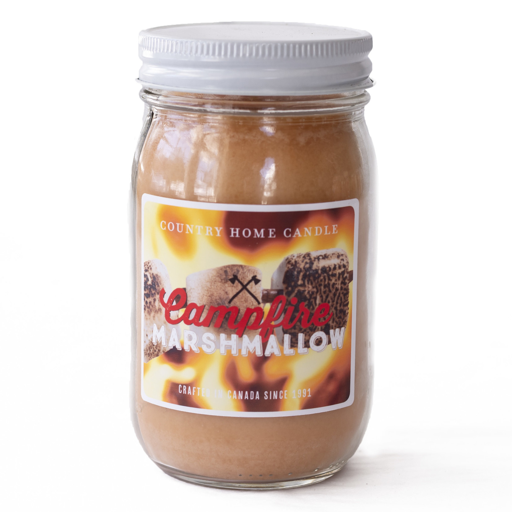 Candle - Campfire Marshmallow 10 oz.