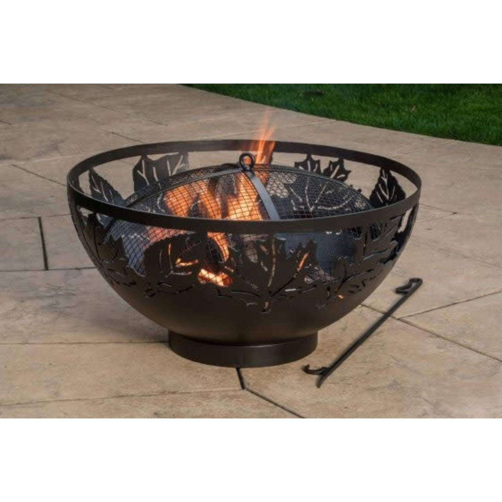 "36"" Autumn Fire Bowl"