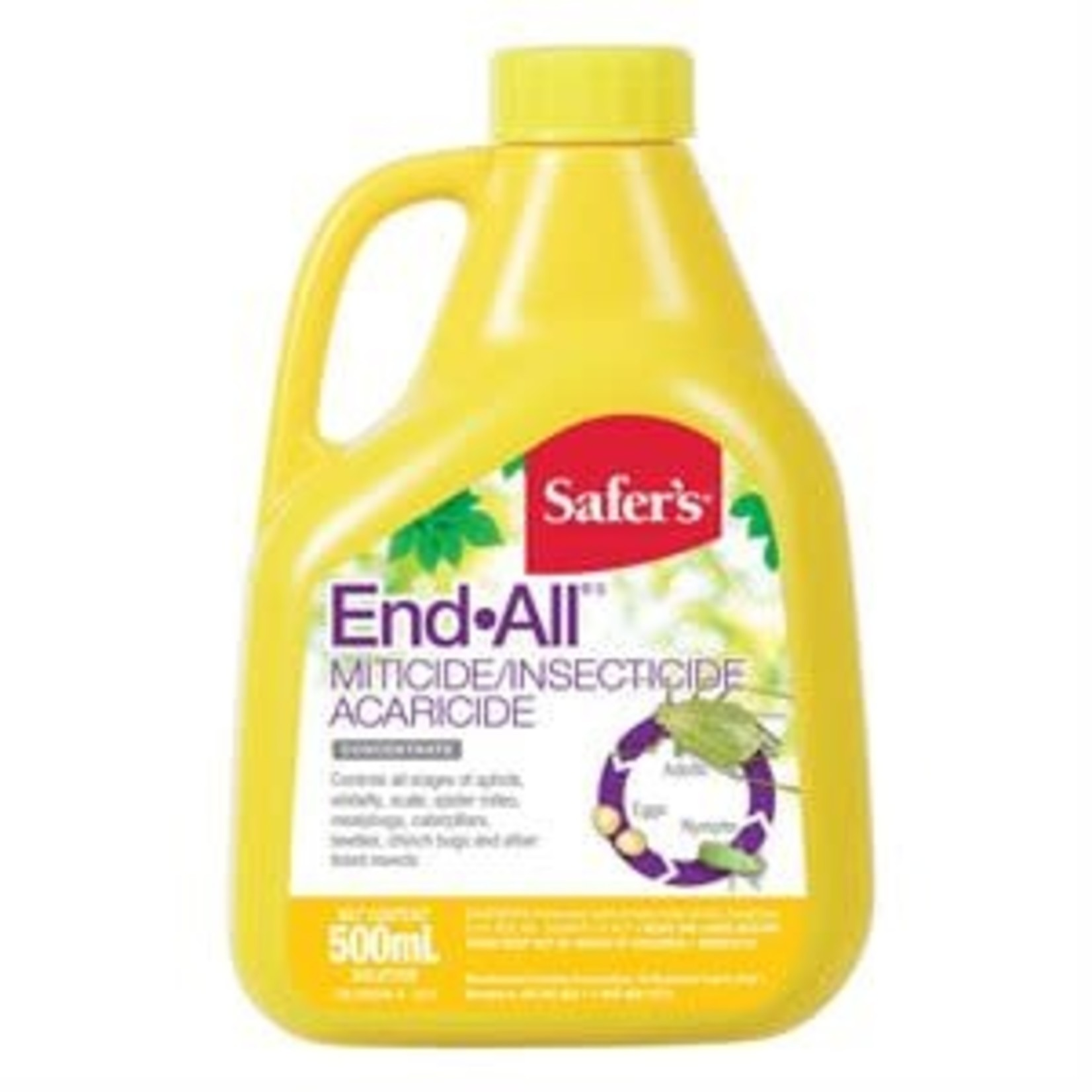 Safers End-All II 500 ml Concentrate C7