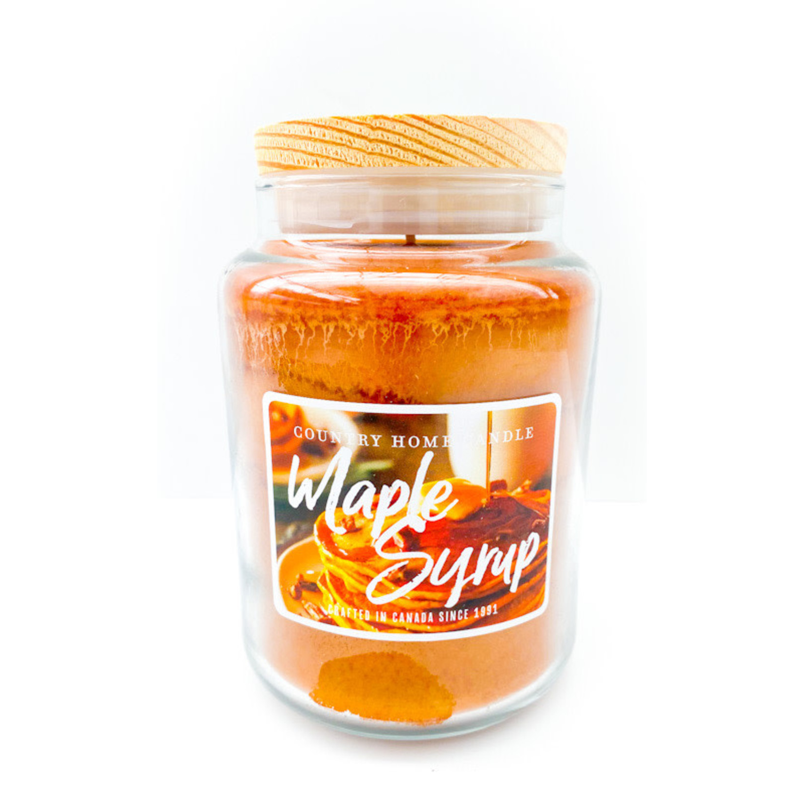Candle - Maple Syrup LRG