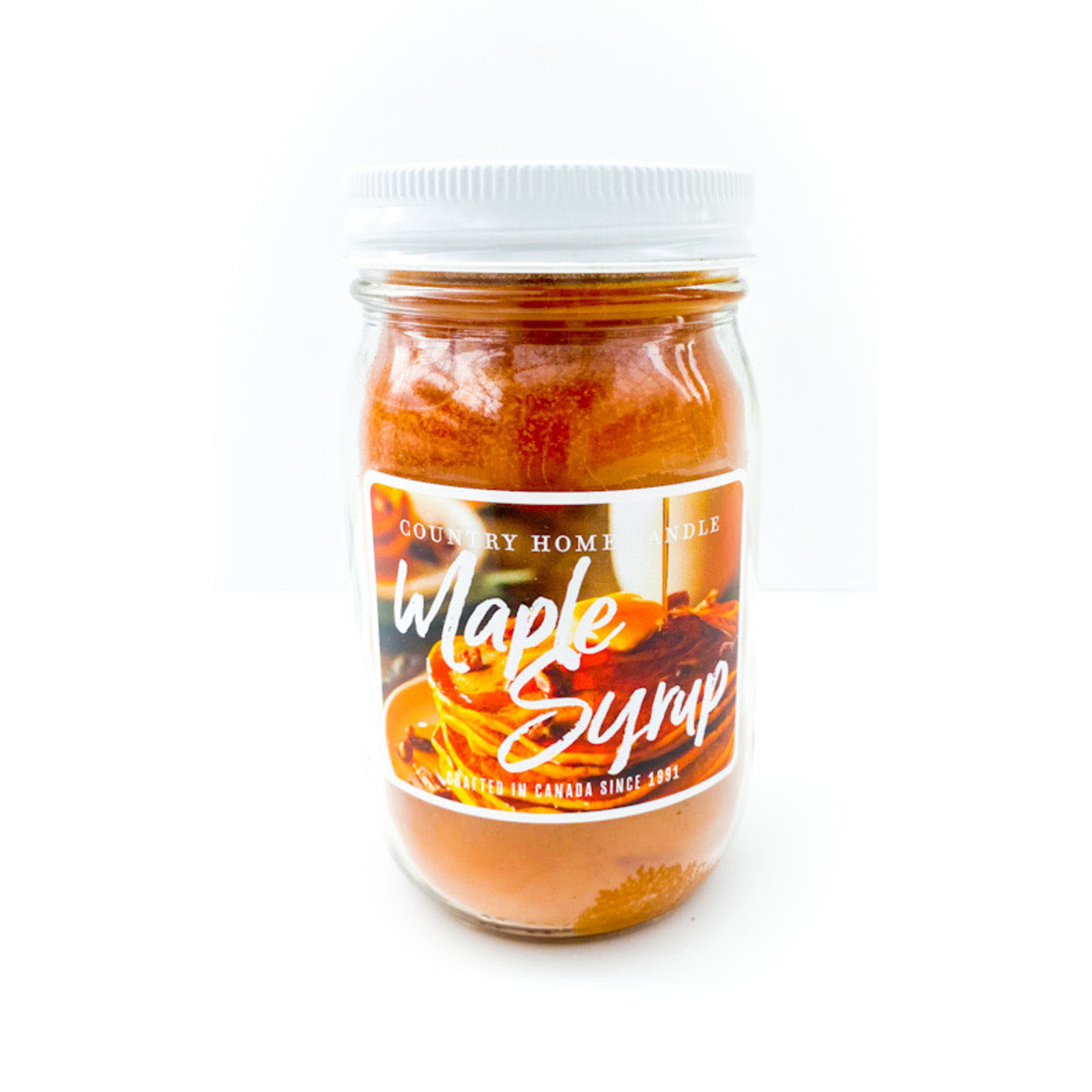 Candle - Maple Syrup 10oz