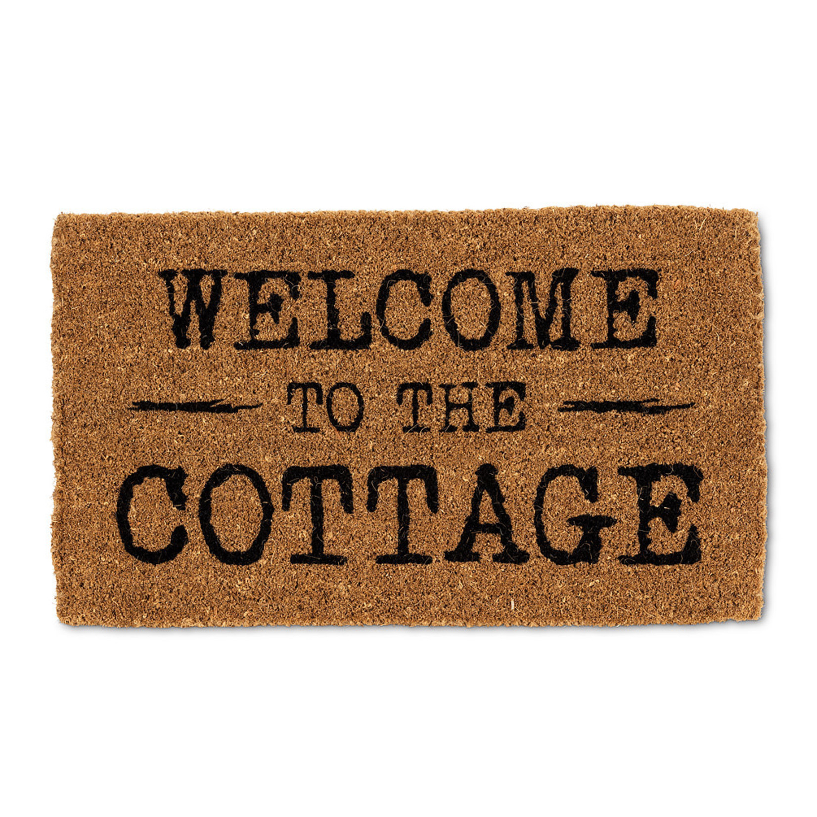 Doormat Welcome to the Cottage