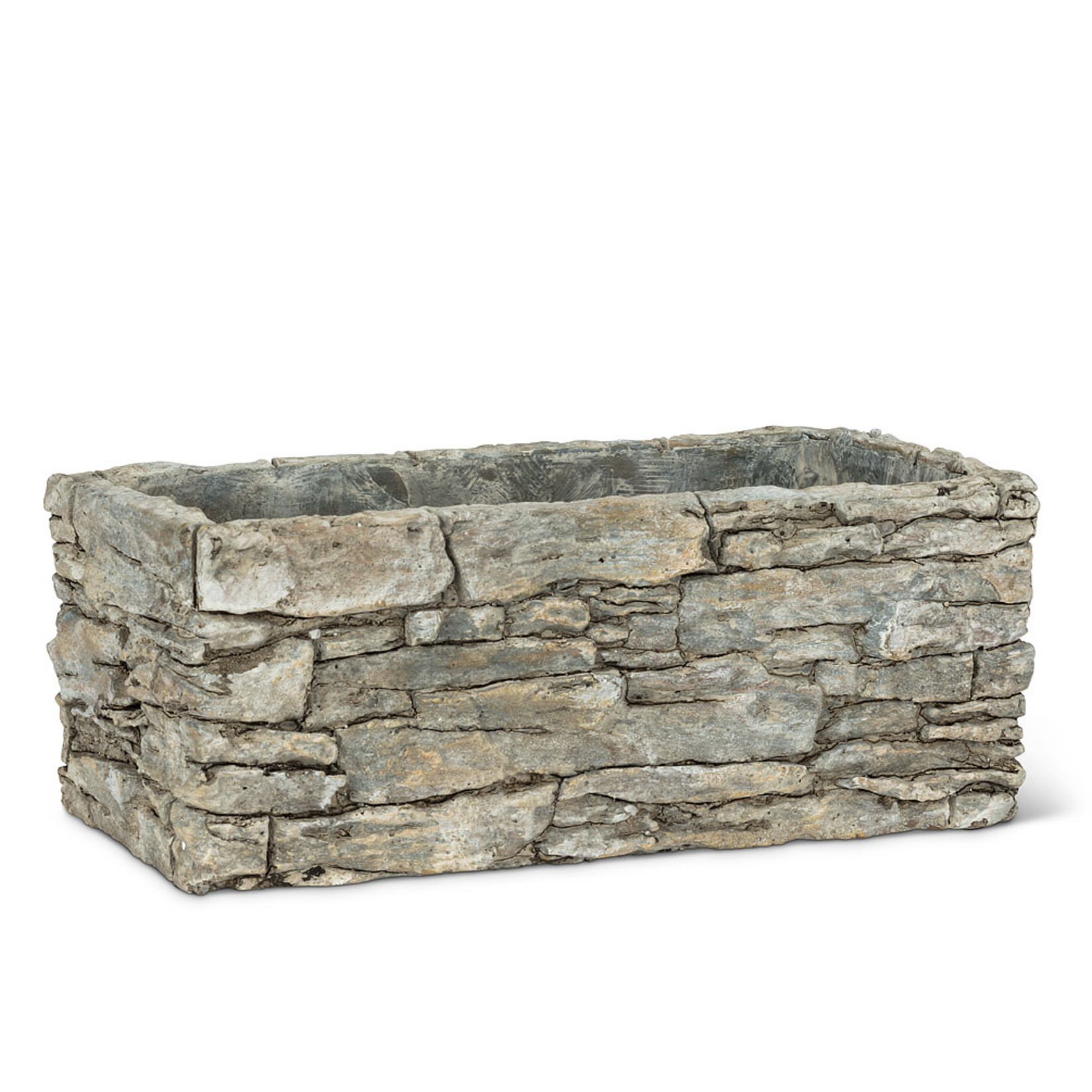 Planter - Stack Stone - MD rectangle