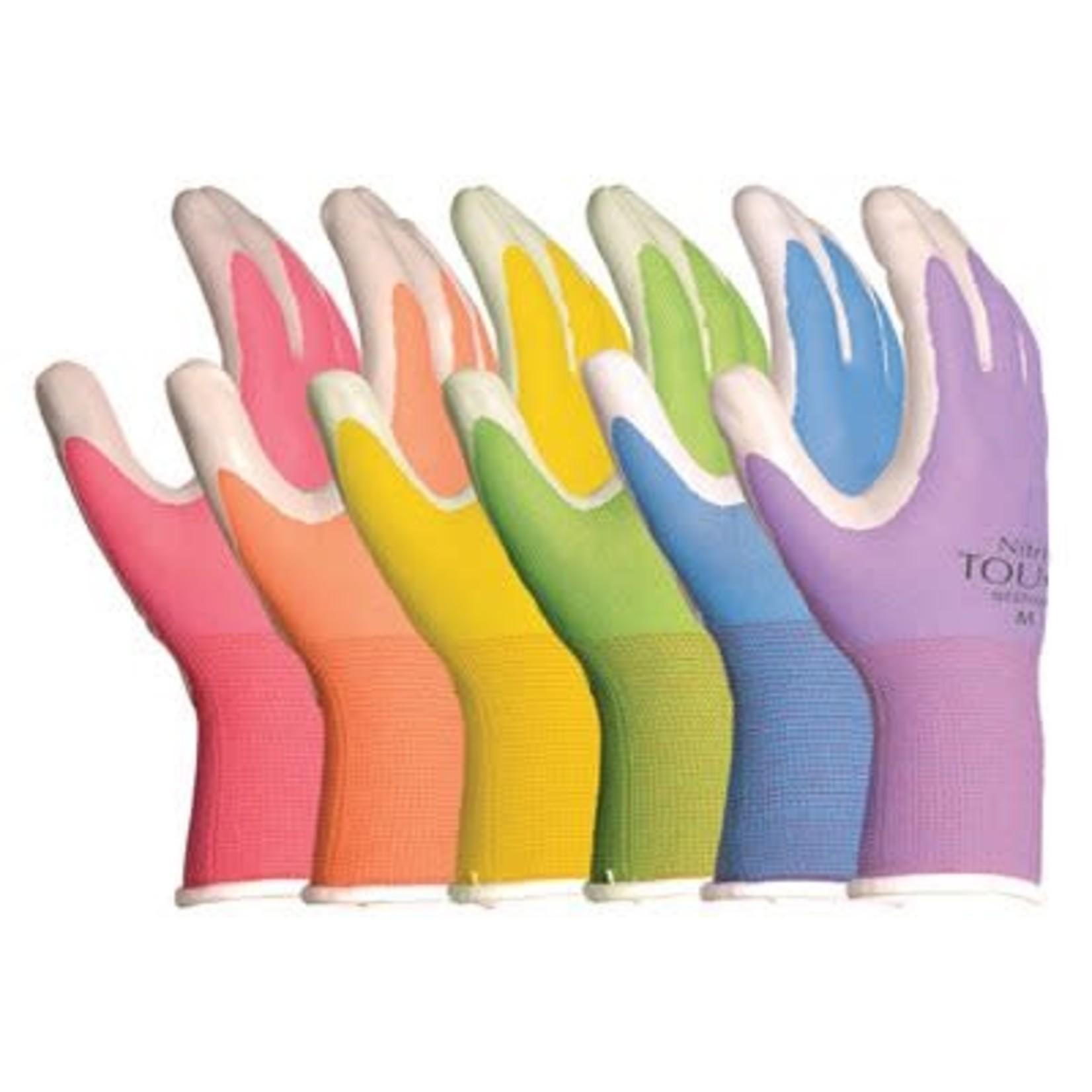 Garden Gloves Nitrile Touch