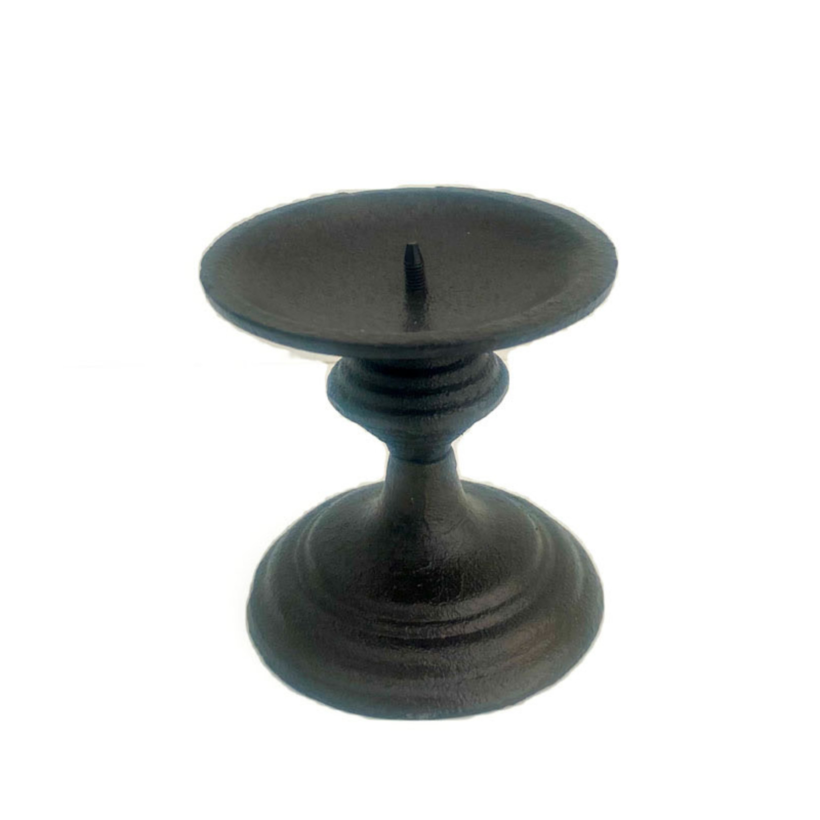 Cast Iron - candle holder small