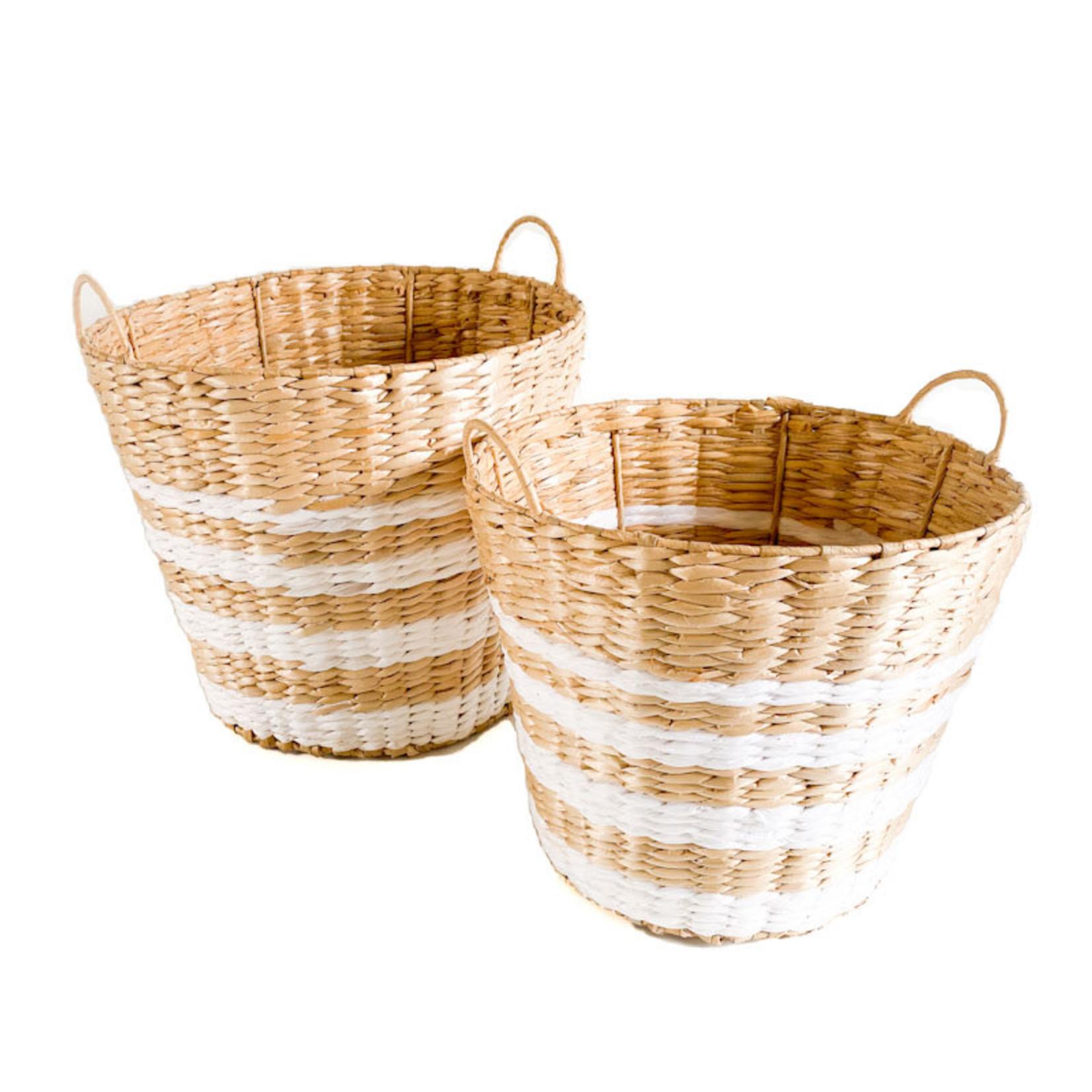 Raffia Basket - Small