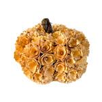 Pumpkin - faux - Cream