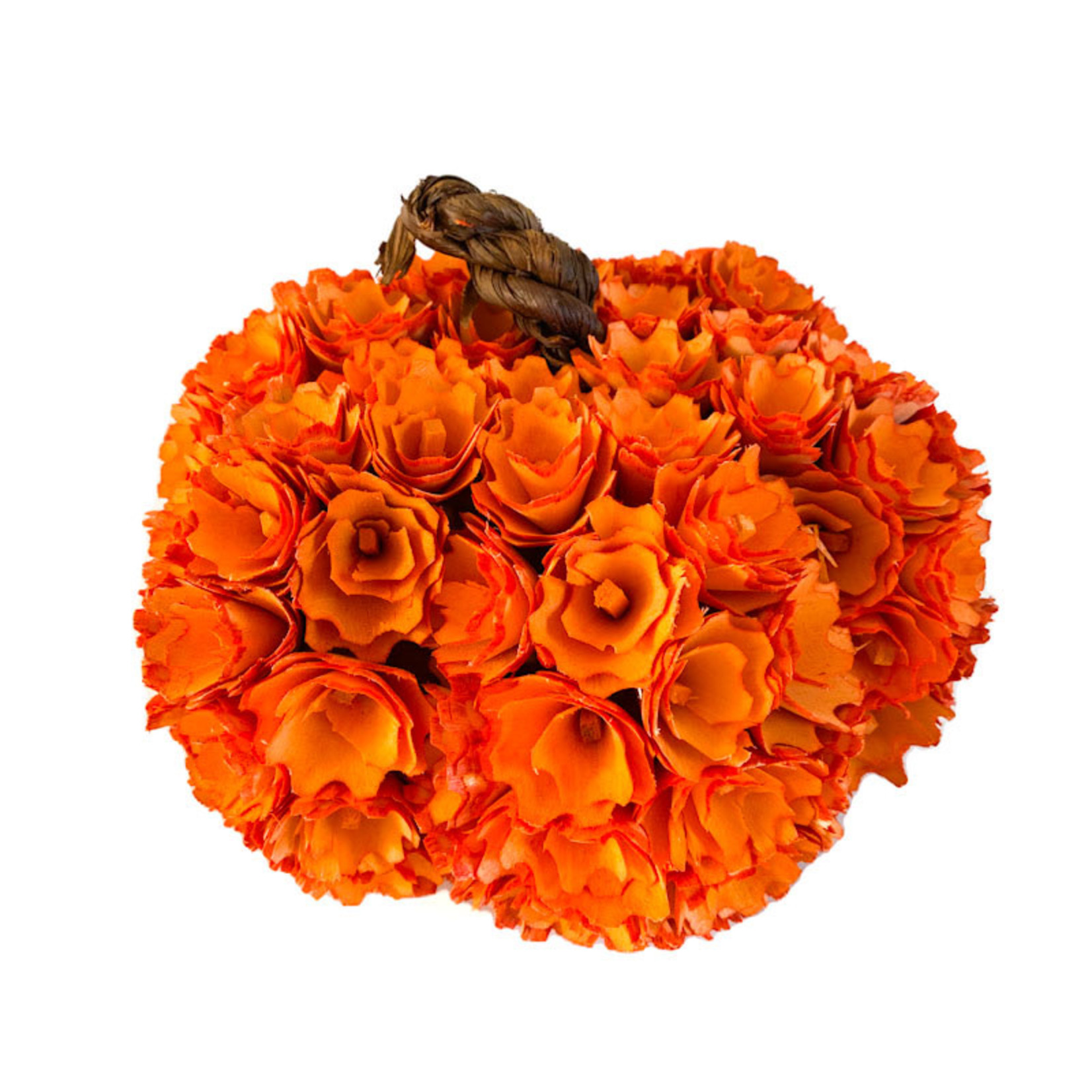 Pumpkin - faux - Orange