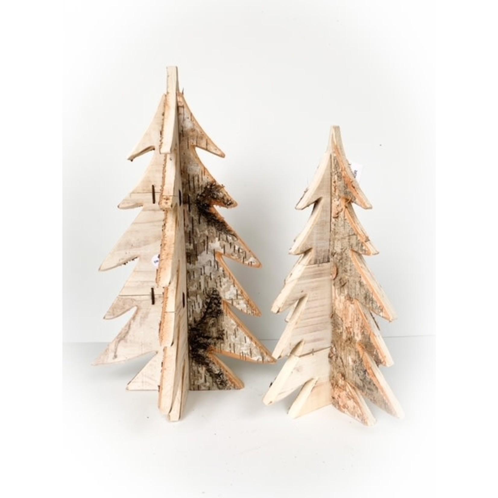 Wood 3D Tree