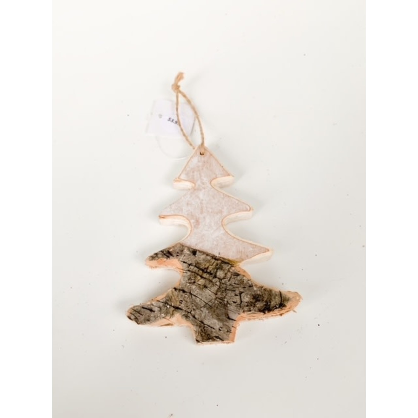 Tree Ornament - 2 tone