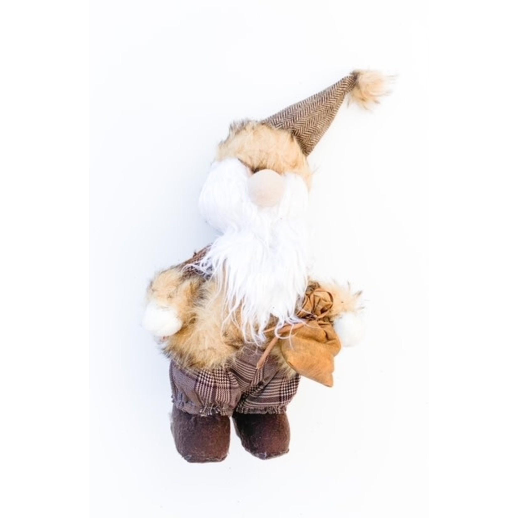 Santa - Cream/Brown