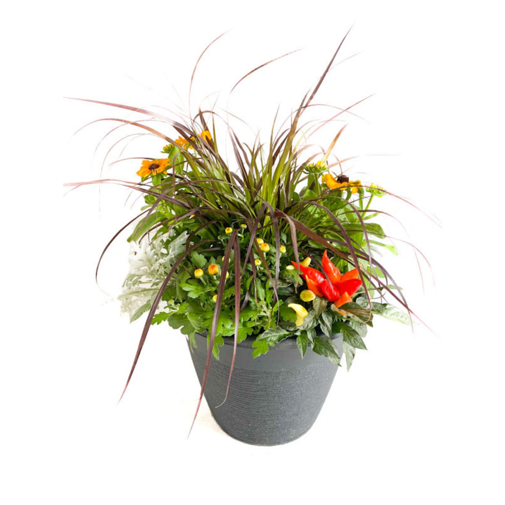 Fall Planter Mixed