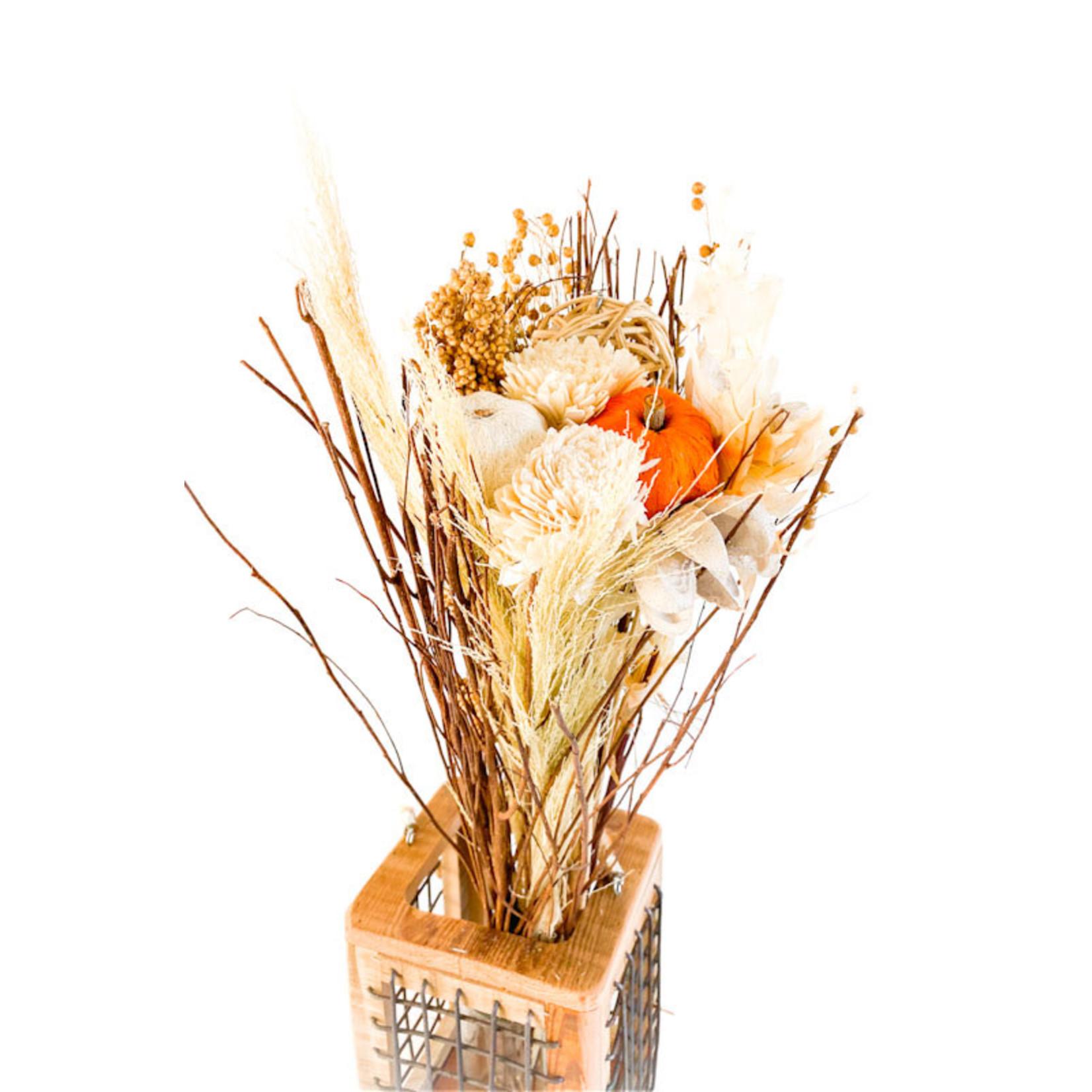 Harvest Blooms Bouquet