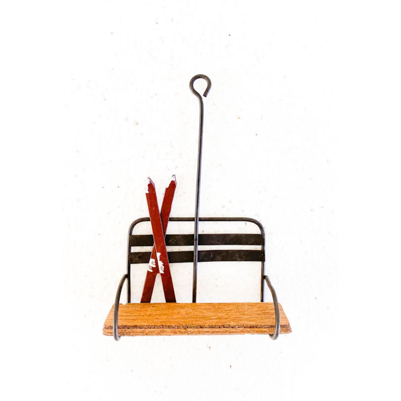 Ornament - Ski Lift