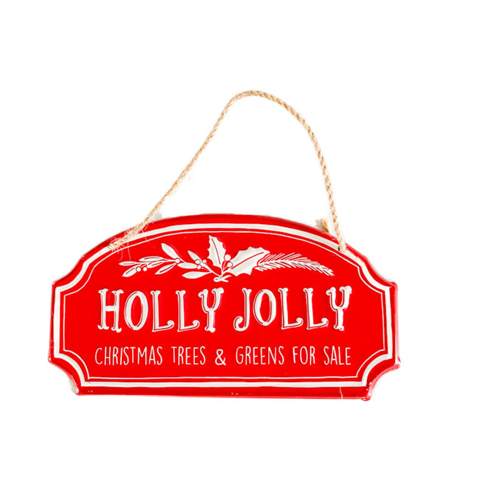 Ornament - Holly Jolly