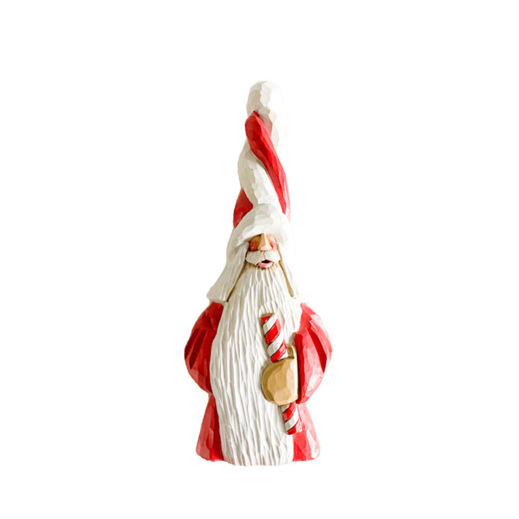 Santa - hand carved Large