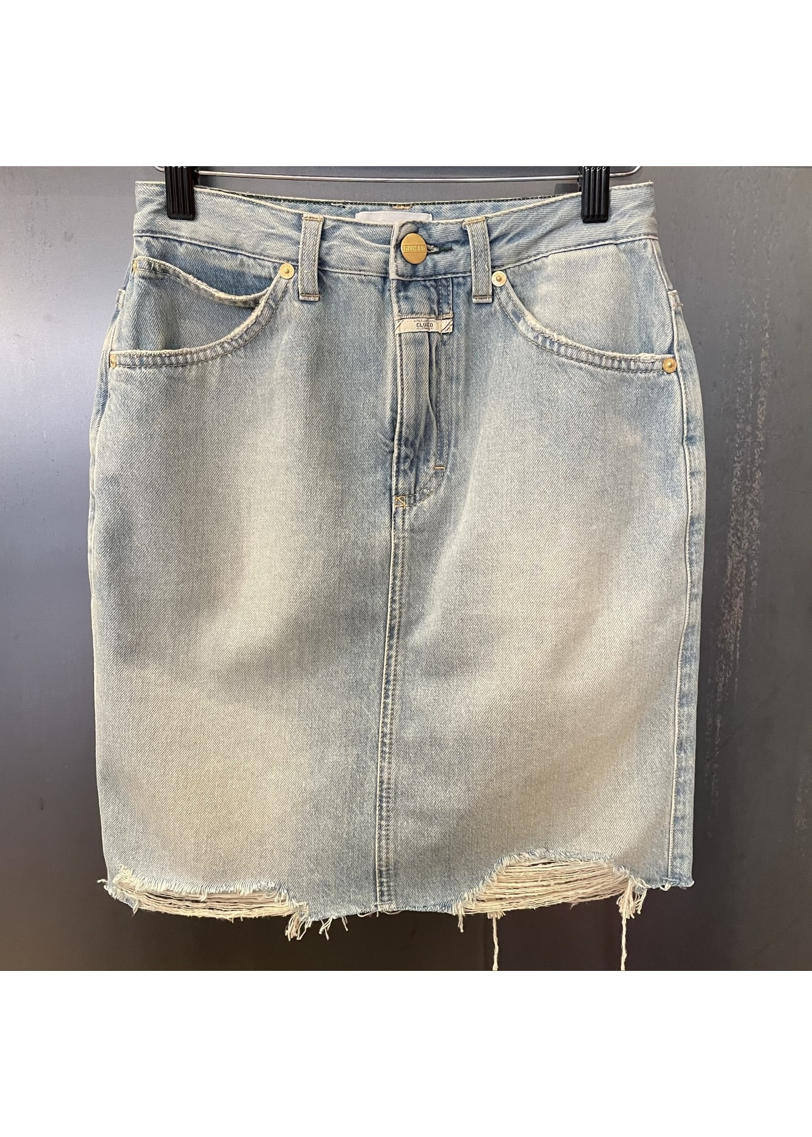 Closed Closed Denim Skirt