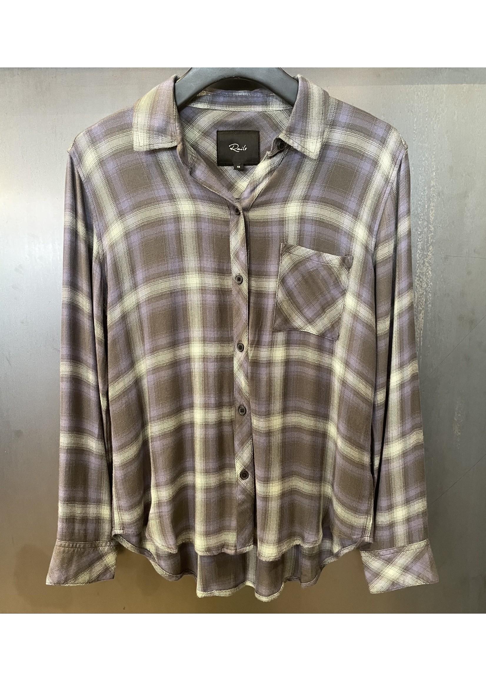 Rails Rails Hunter Shirt