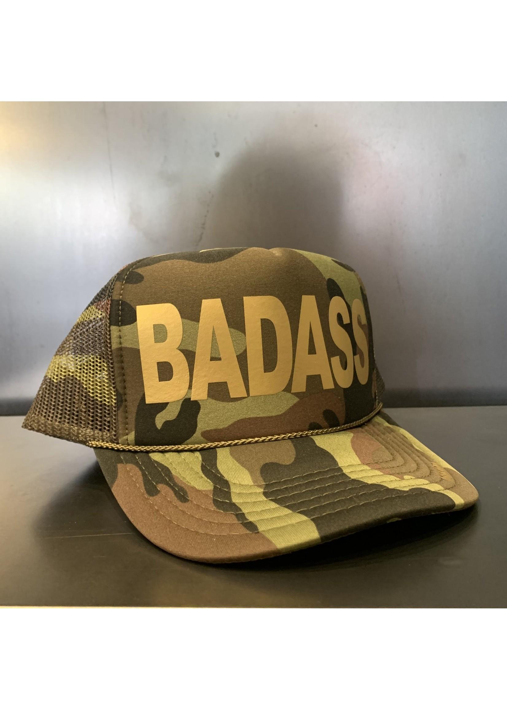 nbrhd Nbrhd BadAss Trucker Hat