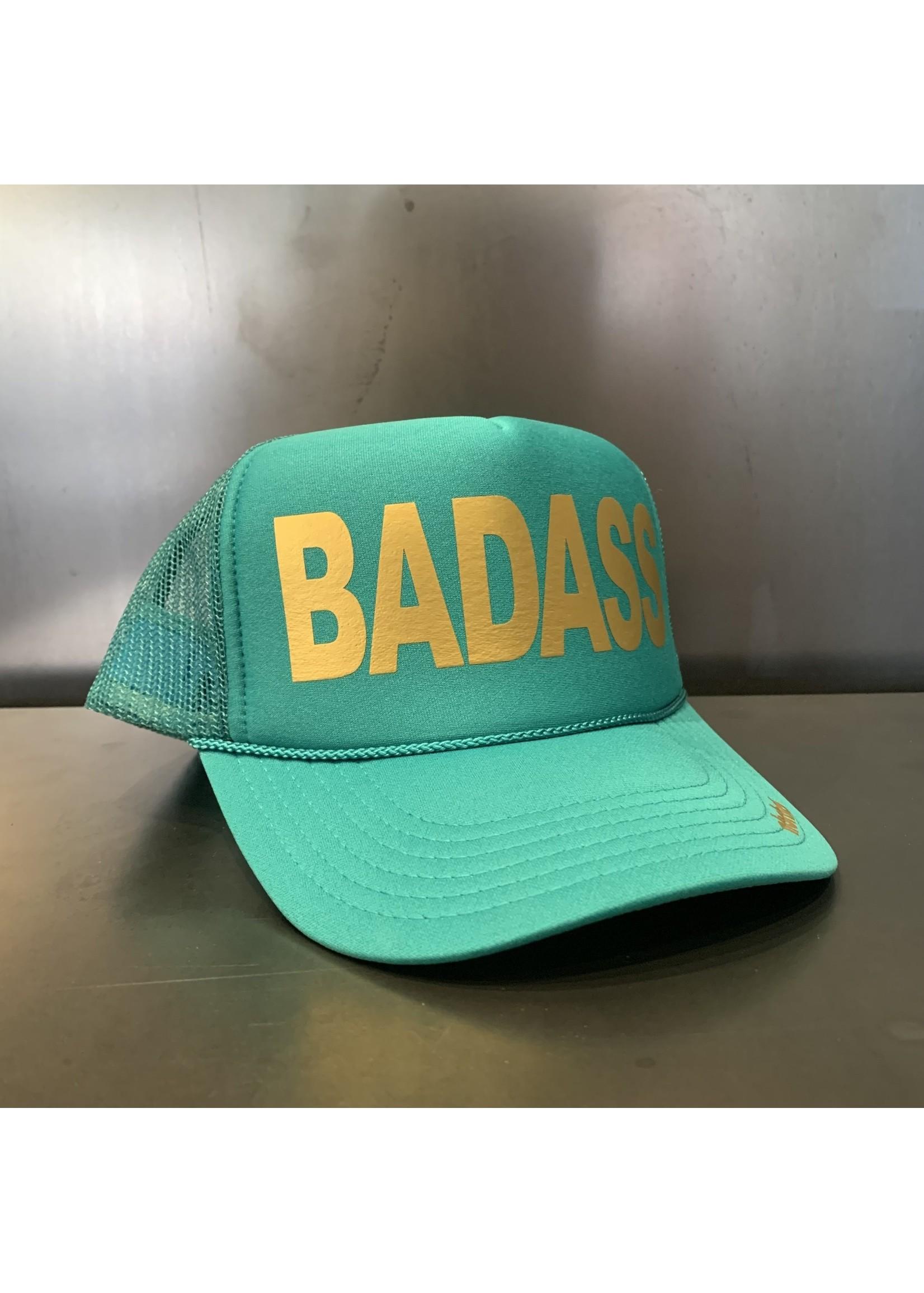nbrhd Nbrhd Badass Hat