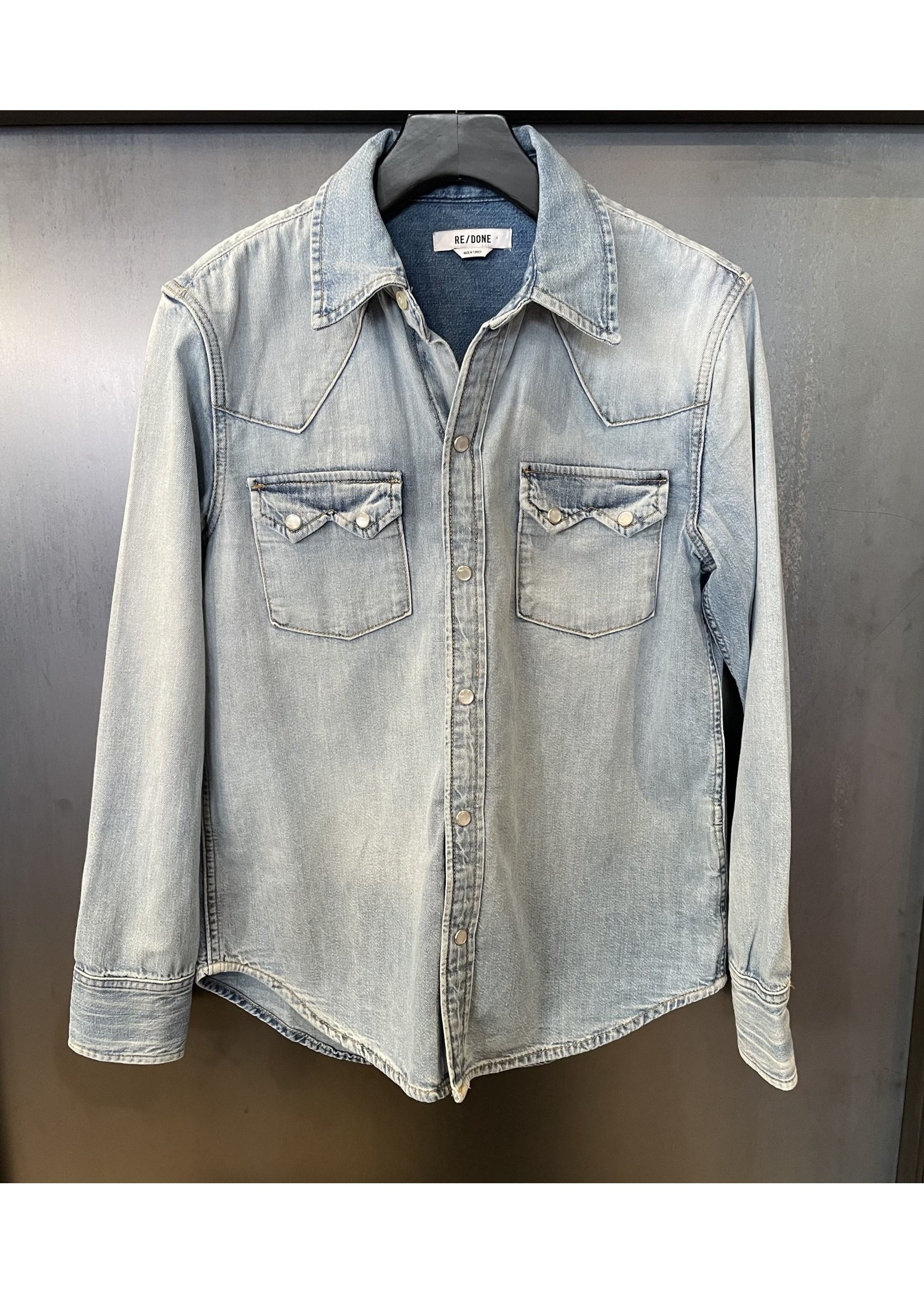 Re/Done Re/Done 50s Sawtooth Western