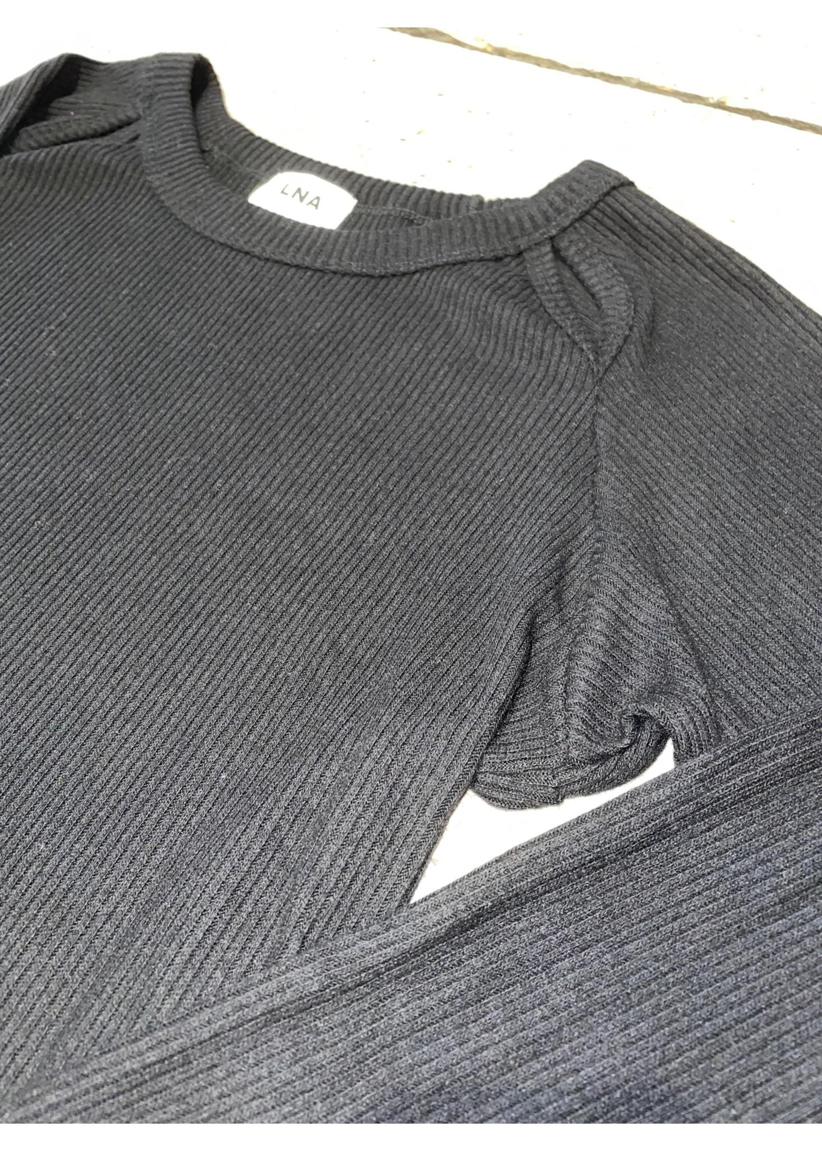 LNA LNA Brushed Rib Sweater